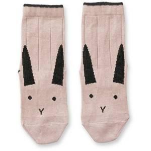 Bilde av Silas cotton socks - 2 pack, Rabbit rose