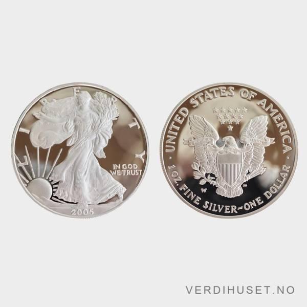 Bilde av 1 $