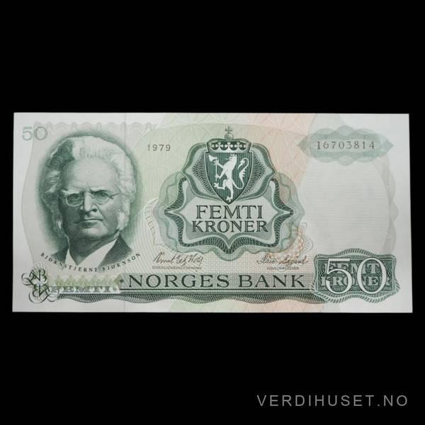Bilde av 50 Kr 1979 I Kv 0 (I.6703814)