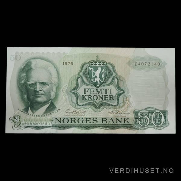Bilde av 50 Kr 1973 E Kv 0 (E.4072140)