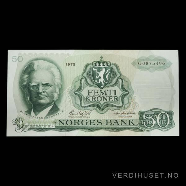 Bilde av 50 Kr 1975 G Kv 0 (G.0873496)