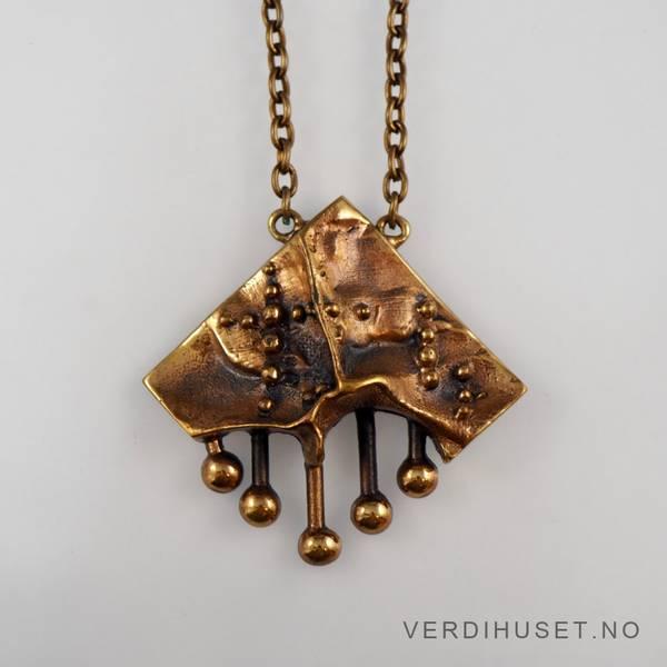 Bilde av Halssmykke i bronse