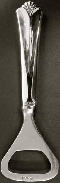 Bilde av Flaskeåpner, liten - 12,2 cm - Rådhus m/vifte
