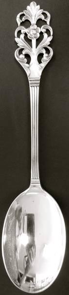 Bilde av Anretningsskje, stor - 24,0 cm - Viking Rose