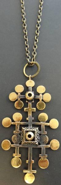 Bilde av Halssmykke i bronse - P. Sarpaneva, Fi