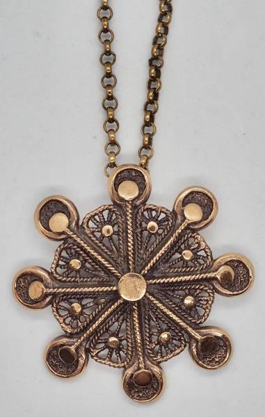 Bilde av Halssmykke i bronse - Knut Paulsen