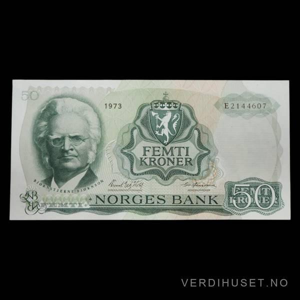 Bilde av 50 Kr 1973 E Kv 01 (E.2144607)