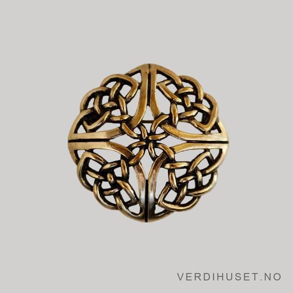 Bilde av Brosje/Anheng i bronse