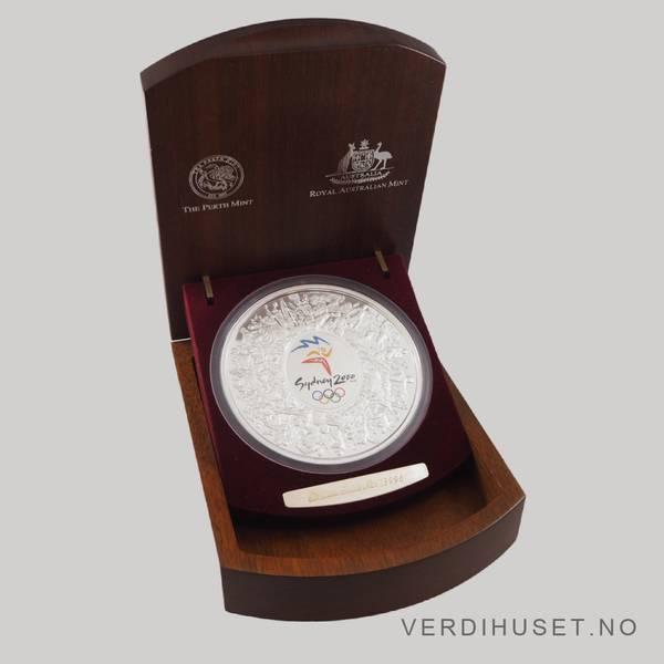 Bilde av 1 kg sølv