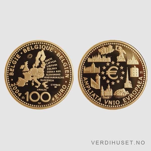 Bilde av 100 euro 2004 - Belgia