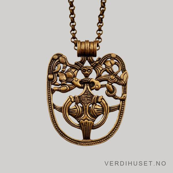 Bilde av Halssmykke i bronse - Sigmund Espeland