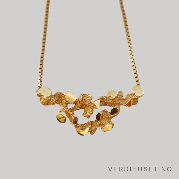 Bilde av Halssmykke i 14 K gull