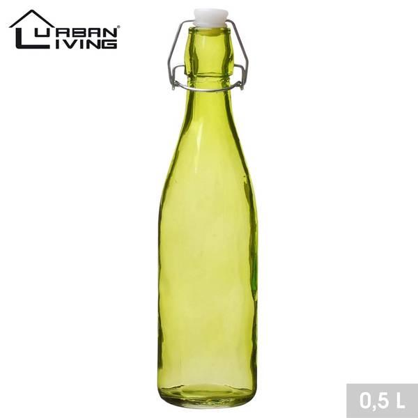 Bilde av Glassflaske 0,5 liter, grønn