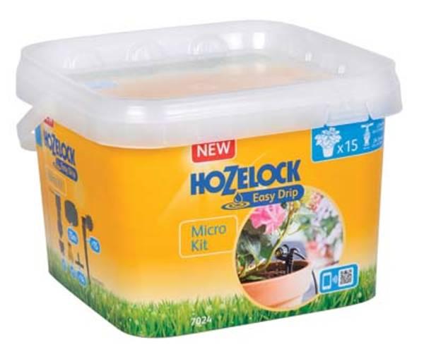 Bilde av Dryppvannsett mikro for 15 potteplanter
