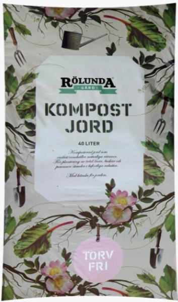 Bilde av  Torvfri Kompostjord 40 liter