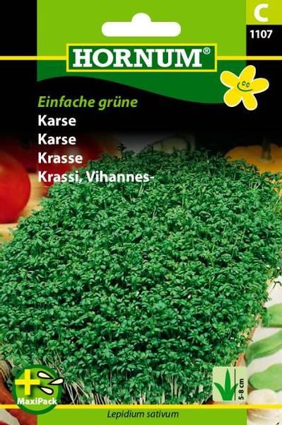 Bilde av Karse (MaxiPack)Einfache grüne(Lat: Lepidium