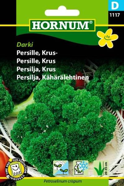 Bilde av Persille, Krus Darki(Lat: Petroselinum crispum)
