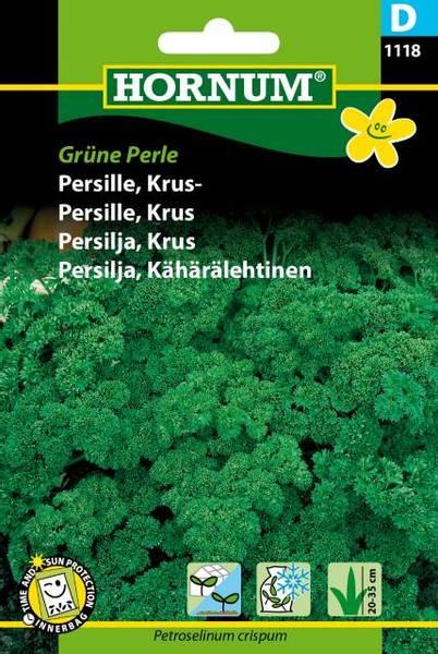 Bilde av Persille, Krus Grüne Perle(Lat: Petroselinum