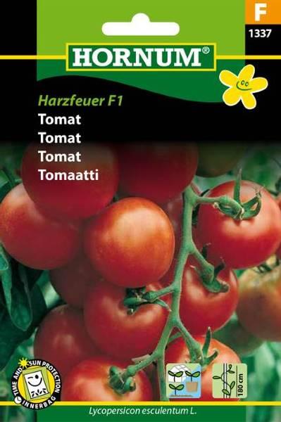 Bilde av Tomat Harzfeuer  (Lat: Lycopersicon esculentum