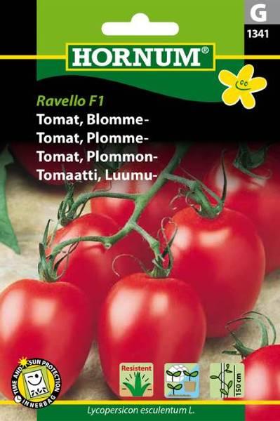 Bilde av Tomat, Plomme-Ravello  (Lat: Lycopersicon