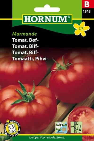 Bilde av Tomat, Biff-Marmande(Lat: Lycopersicon esculentum