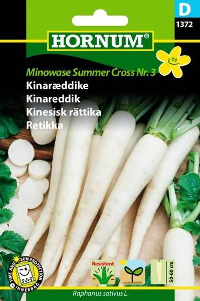 Bilde av Kinareddik Minowase Summer Cross Nr. 3(Lat: