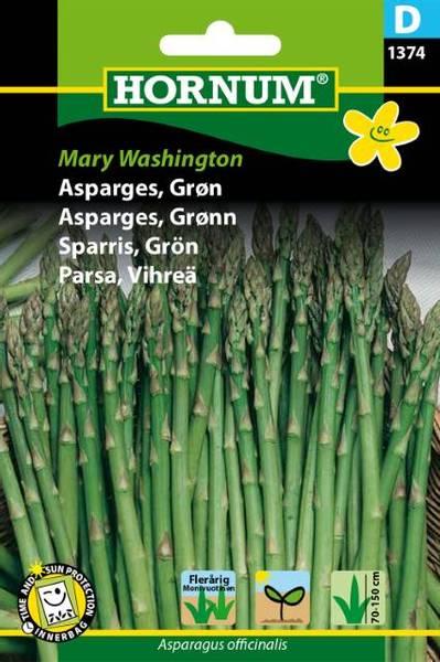 Bilde av Asparges, Grønn Mary Washington(Lat: Asparagus