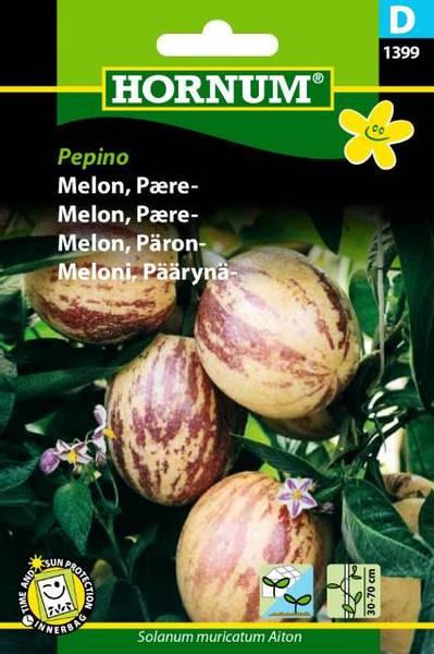 Bilde av Melon, Pære-Pepino(Lat: Solanum muricatum Aiton)
