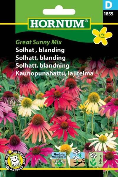 Bilde av Solhatt, blanding, L162Great Sunny Mix(Lat: )