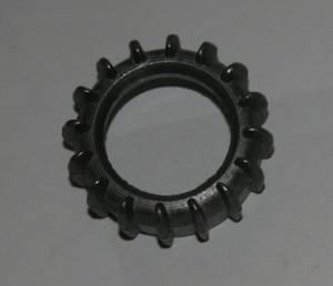 Bilde av Eksosmutter, aluminium