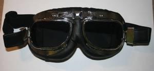 Bilde av Kjørebrille, mørke glass