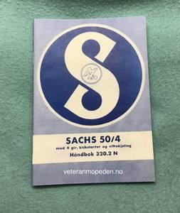 Bilde av Håndbok, Sachs LKH og MLKAX