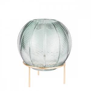 Bilde av Lekker rund vase på stativ