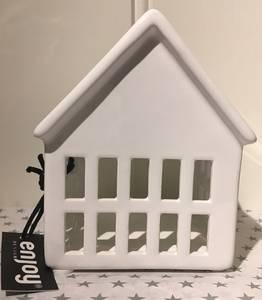 Bilde av Lykt hus med vinduer
