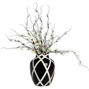 Bilde av Vase, Black And White-Large