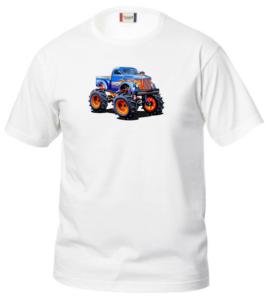 T-shirt m/bilde