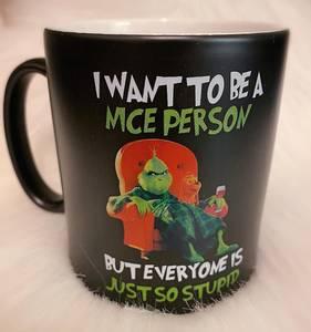 Bilde av Kopp- I want to be a nice person..