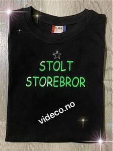 Bilde av T-skjorte, Stolt Storebror/Storesøster
