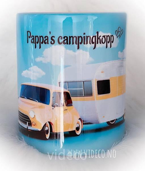 Kopp- Campinglivet <3