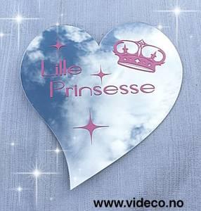 Bilde av Speilhjerte- Prinsesse / Prins