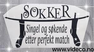 Bilde av Sokker - Singel og søkende