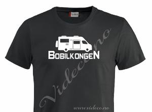 Bilde av T-shirt, Bobilkongen
