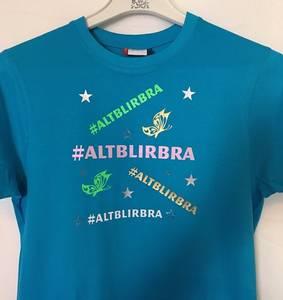 Bilde av T-skjorte- #altblirbra, barn