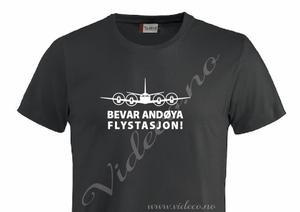 Bilde av t-shirt - Bevar Andøya