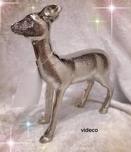 Bilde av Gussie - Figur Sølv