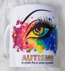 Bilde av Kopp- Autisme