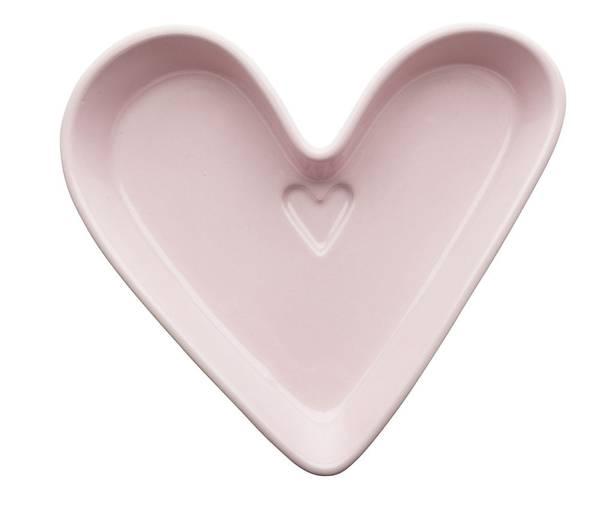 Hjerteskål- rosa