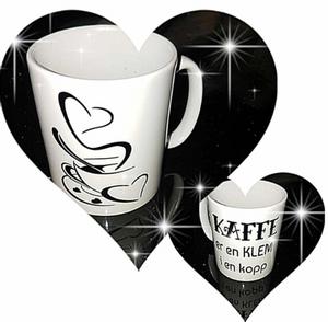 Bilde av Kopp- Kaffe er en KLEM i en kopp