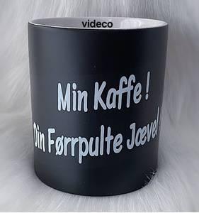 Bilde av Kopp- Sort, Min kaffe!!