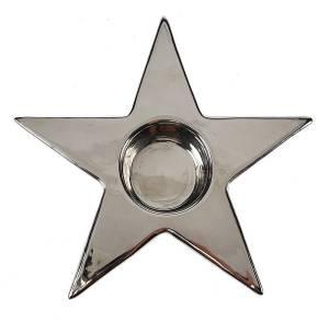 Bilde av T-lys holder, Stjerne.